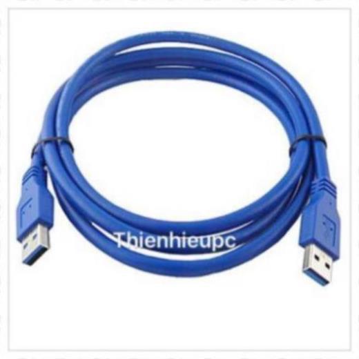 Dây usb 2 đầu đực dài 60cm USB 3.0