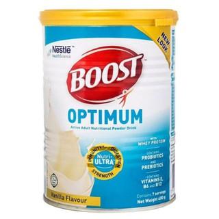 Sữa bột Boost Optimum 400g ⚡hàng chính hãng ⚡nhập khẩu Thụy Sĩ