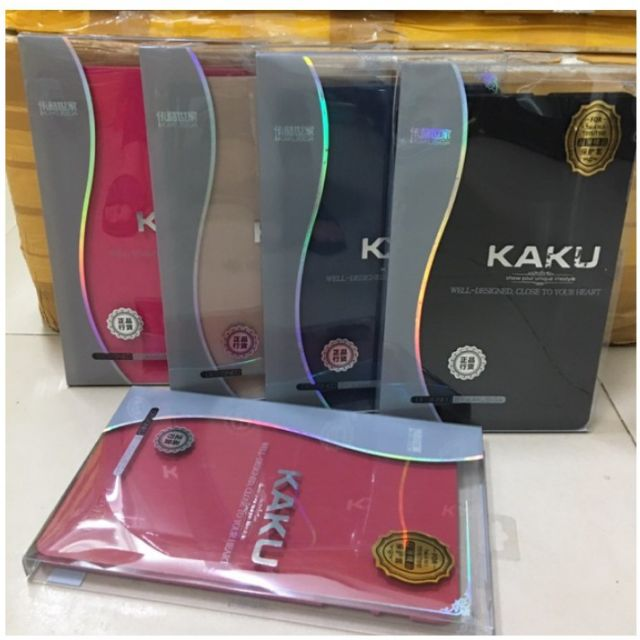 Bao da dành cho Samsung Galaxy Tab A 10.1 T515 (2019) dòng Stand Case- Chính hãng Kaku