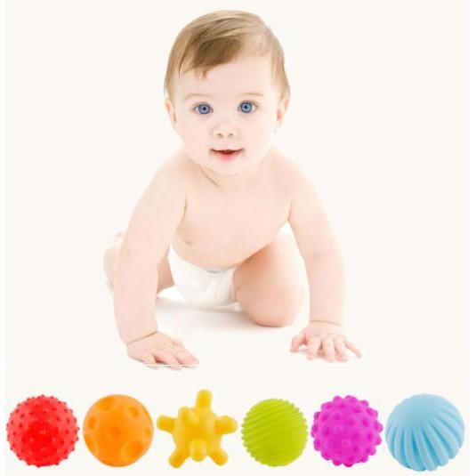 6pcs Soft baby bath toys Bath toys for Baby Xmas Gift Kid Toys