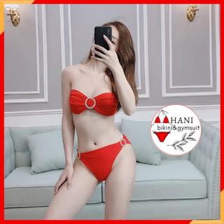 Bikini Hai Mảnh Phối Khoen Vô Cùng Gợi Cảm HANI127