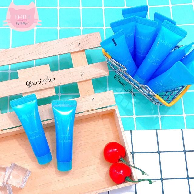 Kem dưỡng da Laneige Water Bank Gel Cream mini 10ml