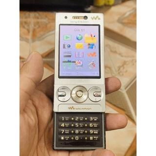 Điện thoại Sony Ericsson W705 Cổ st thumbnail