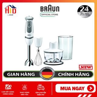 Máy xay cầm tay thế hệ mới Braun MQ 5235 Sauce Vario 1000W