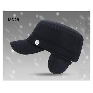Siêu ấm Mũ nam phong cách ấm đẹp
