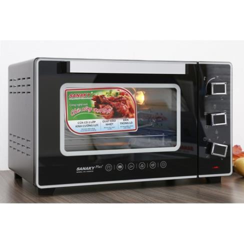 [XẢ KHO] Lò nướng Sanaky VH-5099S2D