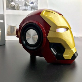Loa Bluetooth Iron Man - Loa Máy Tính, Điện Thoại