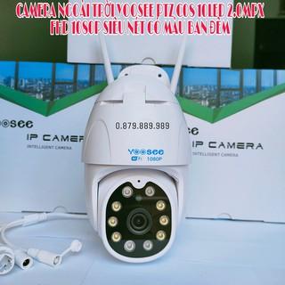 [GIÁ RẺ NHẤT] Camera Yoosee PTZ C08 10LED 2.0Mpx FHD 1080P Cực nét tiếng Việt – Có màu ban đêm