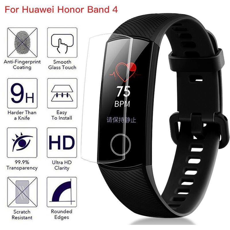 Miếng dán cường lực cho Huawei Honor Band 4 / Band 3
