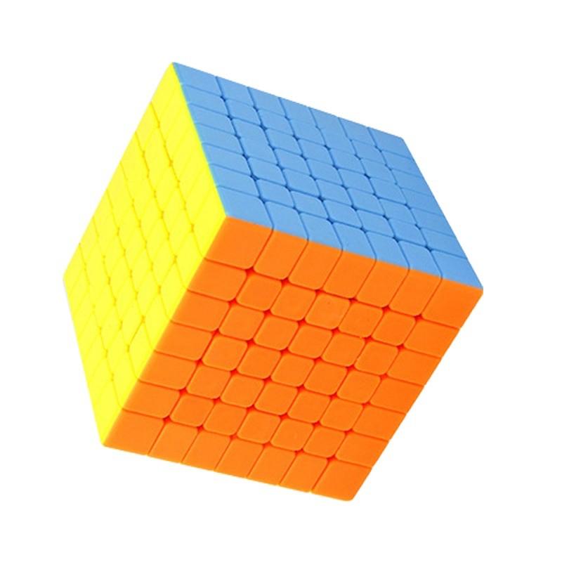 Rubik nhựa xoay 7×7