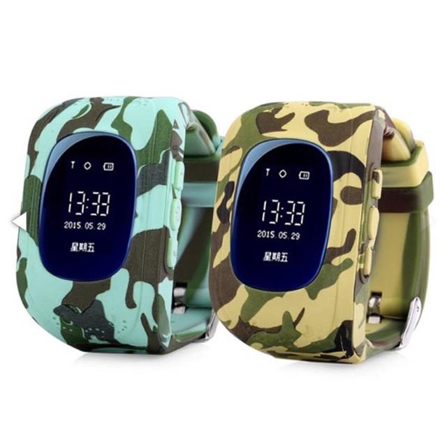 Đồng hồ thông minh Q50 Rằn Ri định vị GPS_LBS