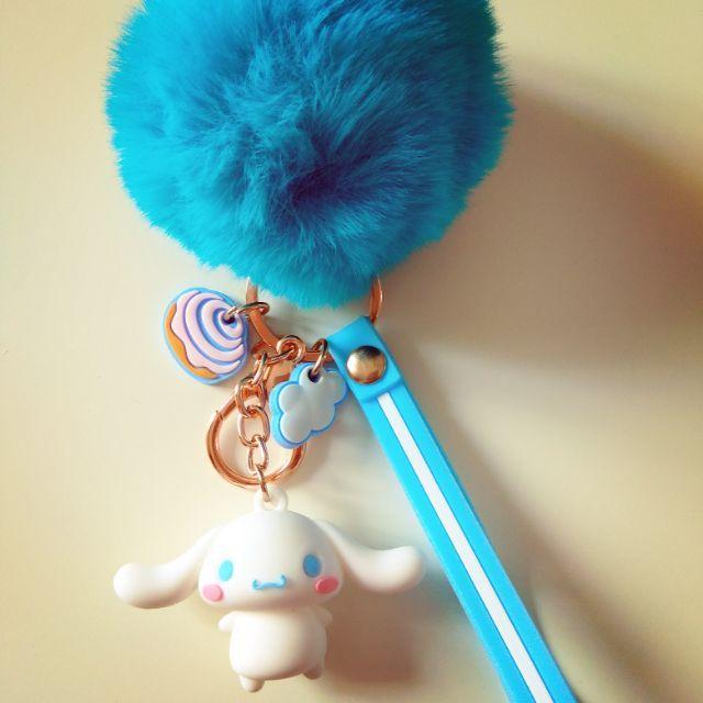 พวงกุญแจตุ๊กต่าน่ารัก
