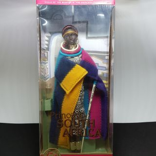 Búp bê Barbie south africa doll of the world