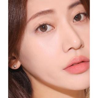 Áp tròng 1 tuần màu xám tro tự nhiên-CT01 A12 GRAY Hàn Quốc