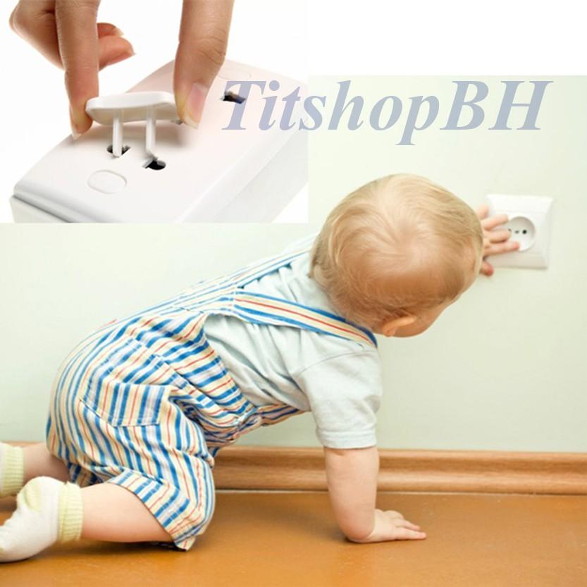 Nút bịt ổ điện bảo vệ an toàn cho bé