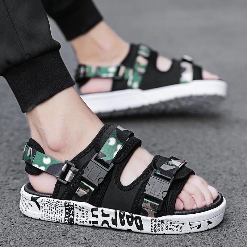 Giày sandal phong cách trẻ trung năng động dành cho nam