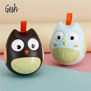 Gesh Cartoon Nodding Owl Tumbler Toys