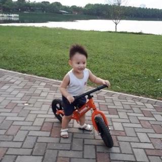 Xe đạp cân bằng cho bé hiệu EM BÉ VÀNG!