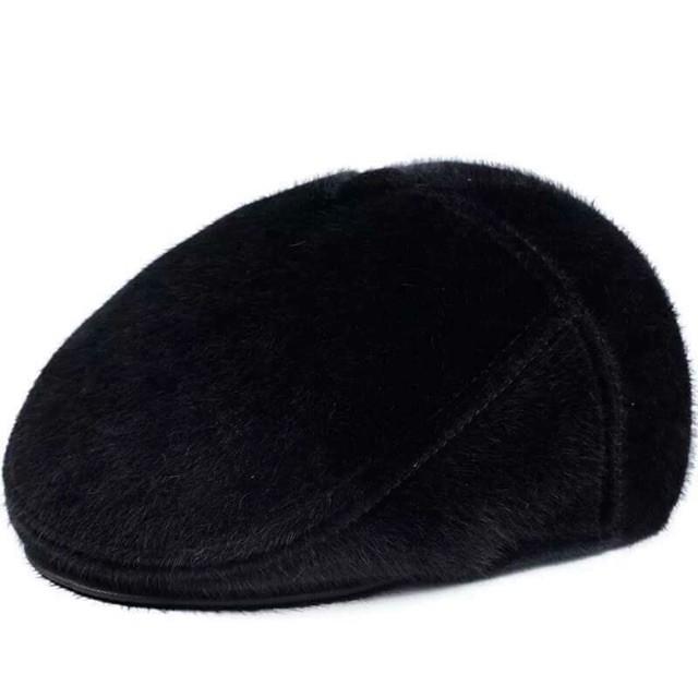 [KM] Mũ lông che tai gáy cho bố siêu ấm (DC)