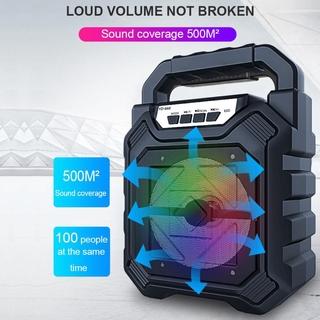 [Mã ELFLASH5 giảm 20K đơn 50K] Loa Kẹo Kéo Karaoke Bluetooth Mini - pin 1200mah Âm Thanh Hay Và Phụ Kiện Hàng chính hãng