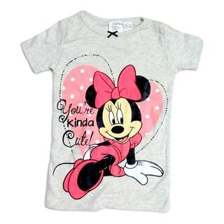 Áo phông Mickey cho bé gái 3 - 8 tuổi thumbnail
