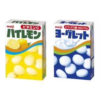 Sữa chua khô Meiji hộp 18 viên cho bé 9m+ - Nhật Bản thumbnail