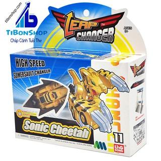 Tốc Chiến Thần Xa-Sonic Cheetah