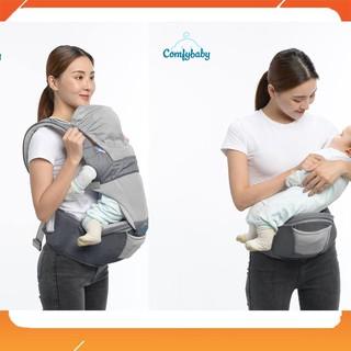 Địu 4 tư thế ComfyBaby cho bé từ 0 tháng tuổi