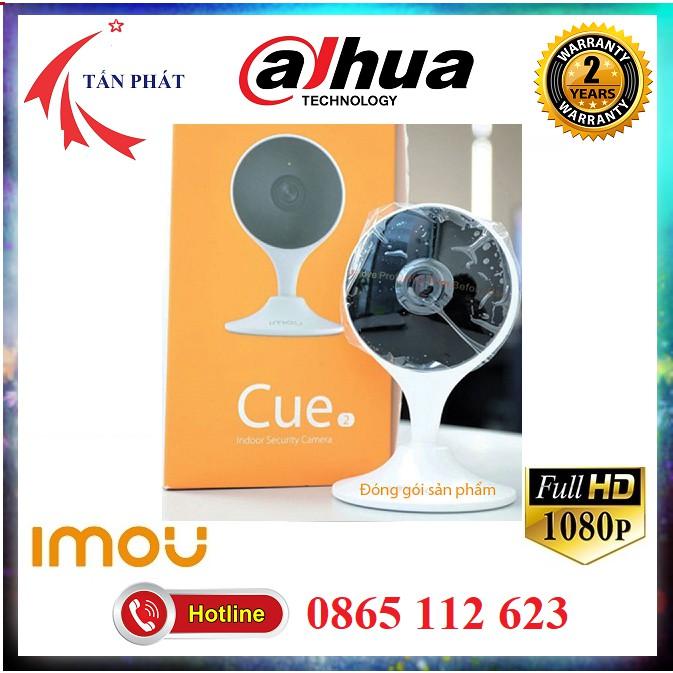 Camera IP WIFI 2M IMOU C22EP C22CP Cue 2C Còi Hú Báo Động  FULLHD 1080P DAHUA a22ep c6n c3w c3n g26ep