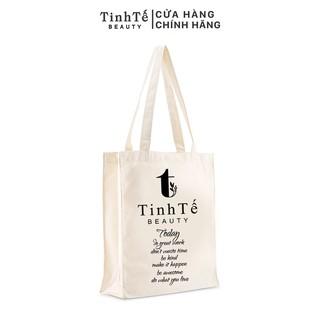 Túi vải canvas Tinhtebeauty - Collect Moments