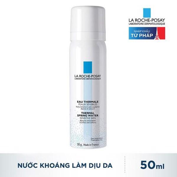La Roche Posay - Xịt khoáng làm dịu bảo vệ da La Roche-Posay Thermal Spring Water 50ml-150ml-300ml