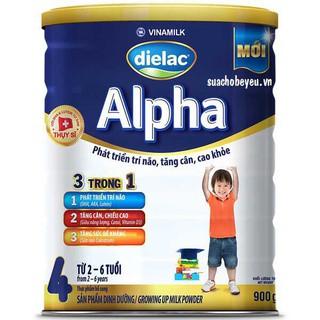 Sữa Dielac Alpha step 4 900g thumbnail