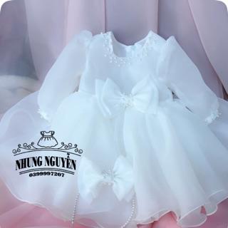 Váy công chúa cho bé 1 đến 2 tuổi