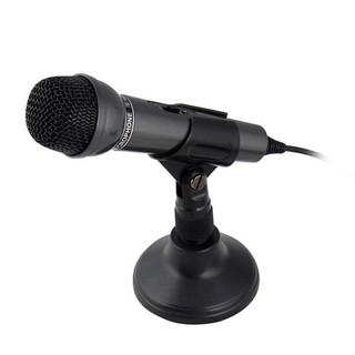 Microphone Senicc SM-098 jack 3.5mm tự nhận