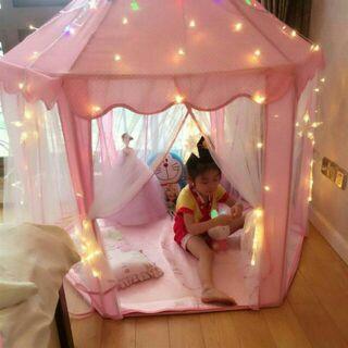 Lều công chúa mẫu mới