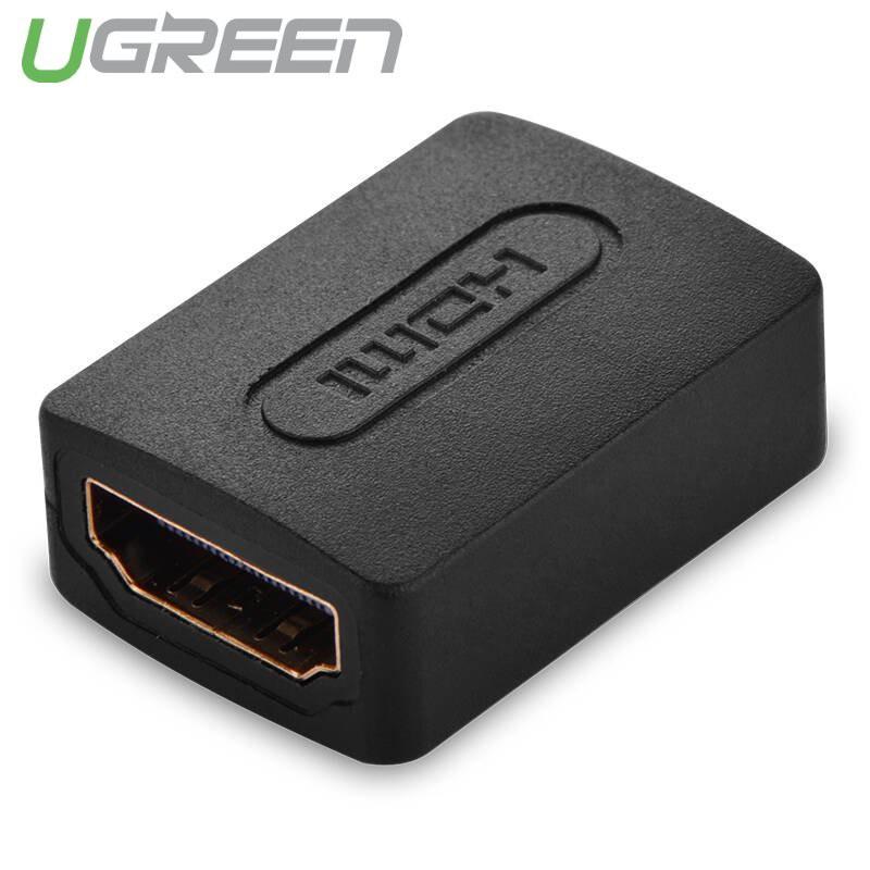 Đầu nối HDMI female sang HDMI female - UGREEN 20107- (màu đen)