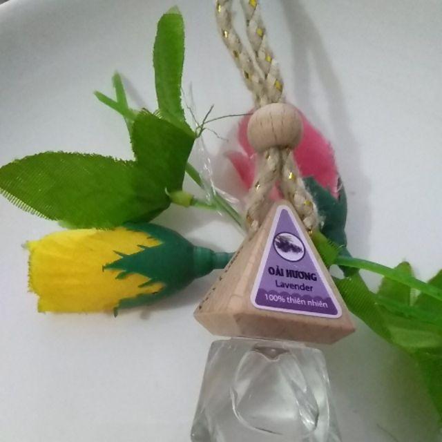 tinh dầu oải hương lọ Treo thơm phòng