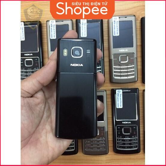 [Hàng Có Sẵn]  Sản phẩm Điện Thoại Nokia 6500 classic Bộ Nhớ 1G