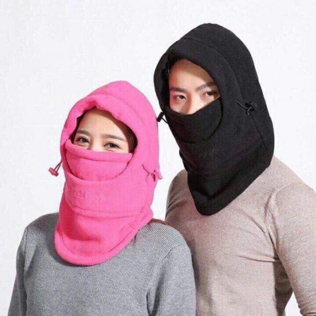 Mũ trùm đầu 2in1 giữ ấm cực tốt (đi xe máy hoặc đi phượt) - 3015514 , 855389105 , 322_855389105 , 55000 , Mu-trum-dau-2in1-giu-am-cuc-tot-di-xe-may-hoac-di-phuot-322_855389105 , shopee.vn , Mũ trùm đầu 2in1 giữ ấm cực tốt (đi xe máy hoặc đi phượt)