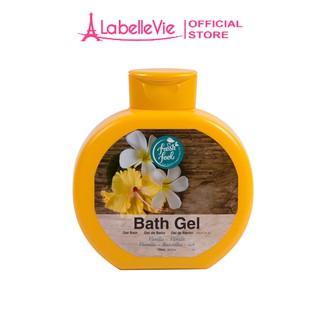 Gel tắm dưỡng da chính hãng Fresh Feel hương Vani 750ml (FEE-8410385002407)