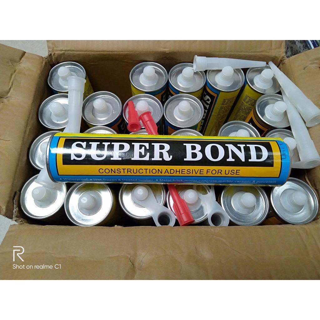 Keo Super Bond Heavy Duty (Xanh)