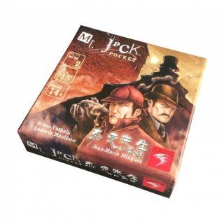 Mr Jack Pocket _ Trò chơi đấu trí