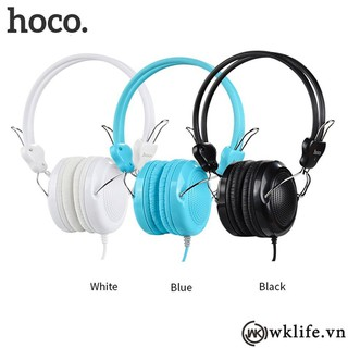 Hoco W5 Tai Nghe Chụp Tai Super Bass