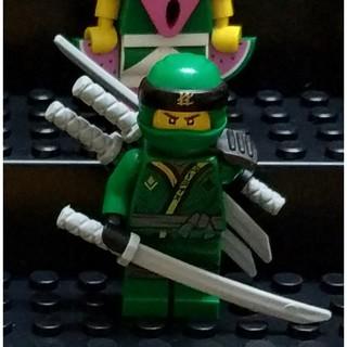 LEGO Minifigure – Nhân vật NinjaGo – Lloyd