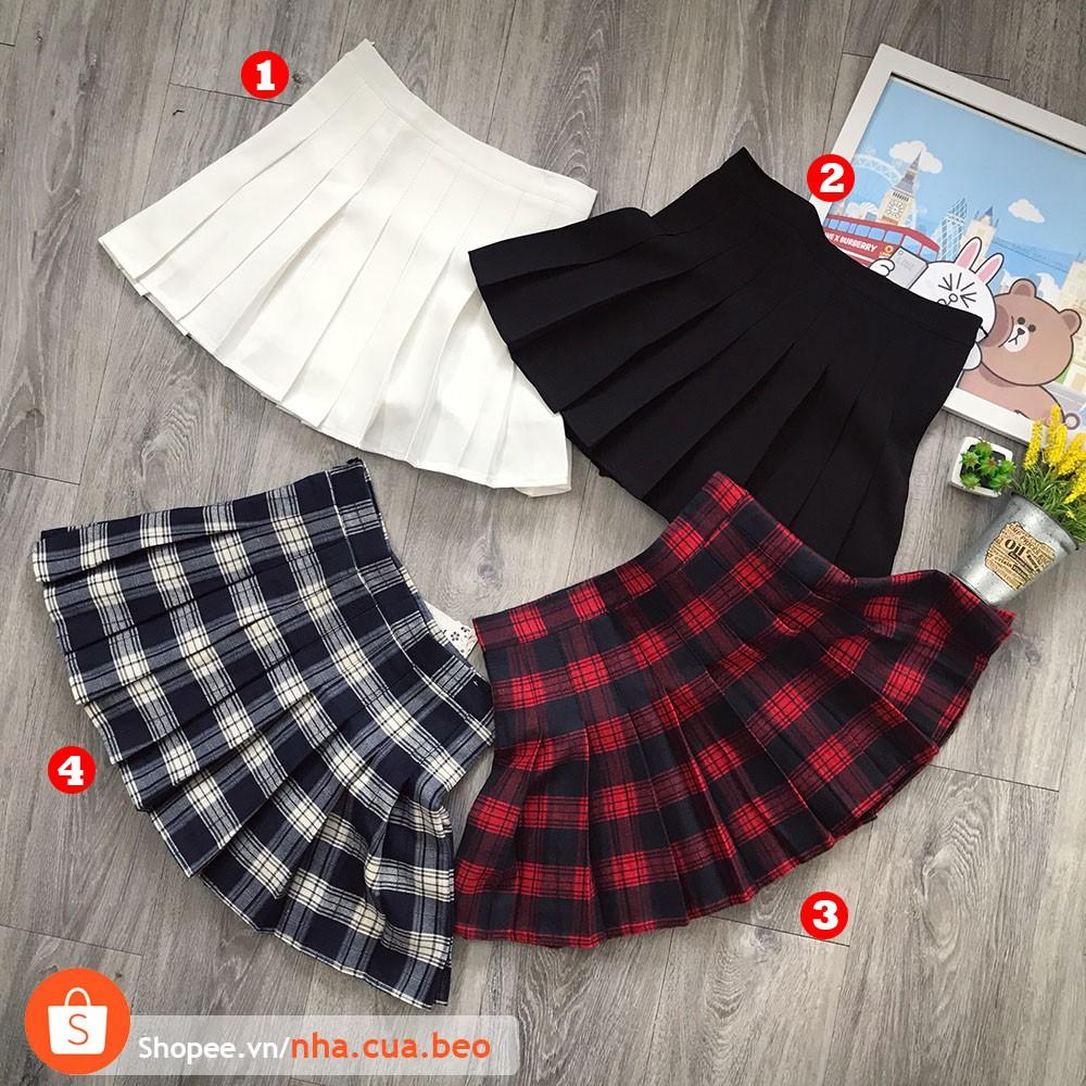 [Nhà của Béo]- Chân váy tennis ảnh thật size M, L, XL