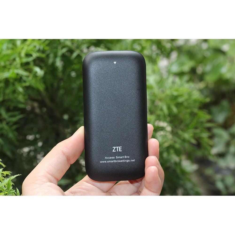 BỘ PHÁT WIFI TỪ SIM 3G ZTE MF65 SIÊU RẺ-CỰC KHỎE-LƯỚT WEB THẢ PHANH