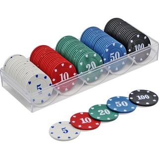 Set thẻ nhựa dùng cho máy chơi mạt chược tiện dụng