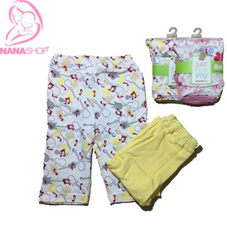 Set 2 quần dài Carter Thái Lan cho bé gái 3m-24m thumbnail