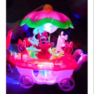 Lồng đèn xe đẩy loại đẹp có nhạc