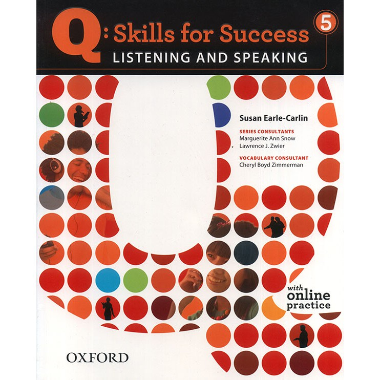 Sách - Q:Skills for Success 5 - Listening and Speaking
